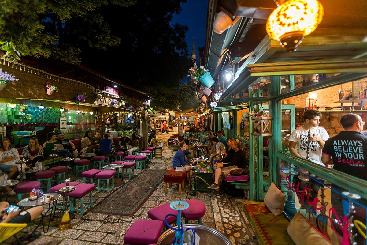 Top 5 Alternative things to do in Sarajevo