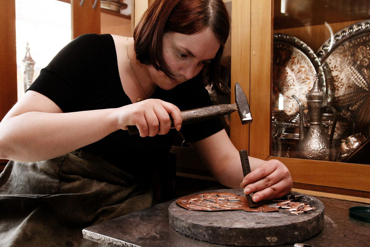 Things to do in Sarajevo Copper smith