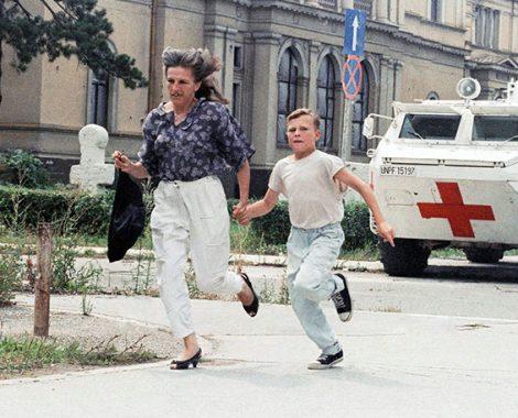 Sarajevo under the siege